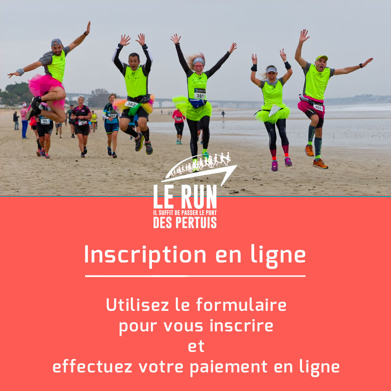Inscription course à pied le Run des Pertuis