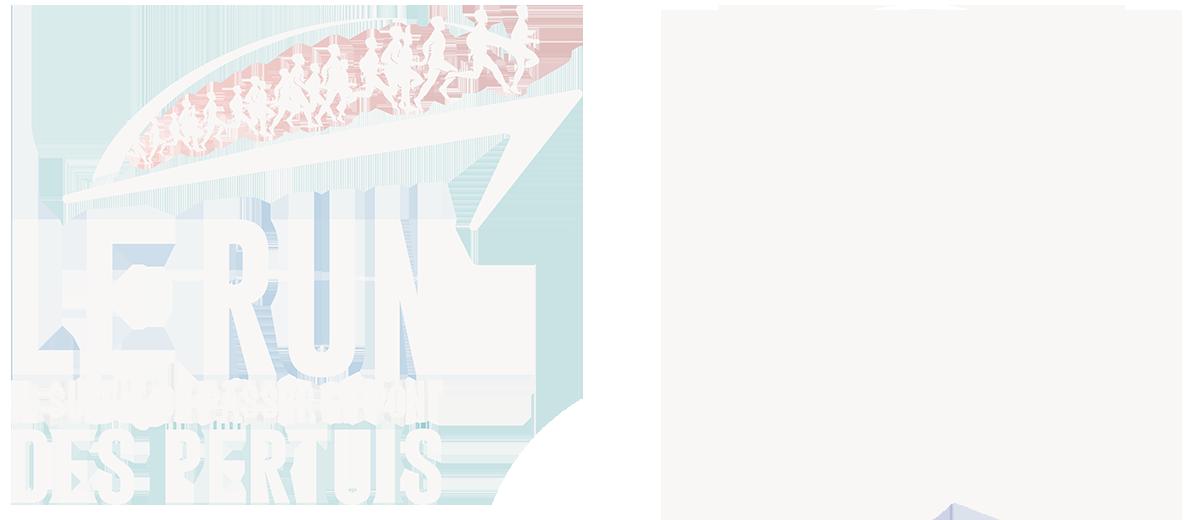 Logo Course à pied Le Run des Pertuis