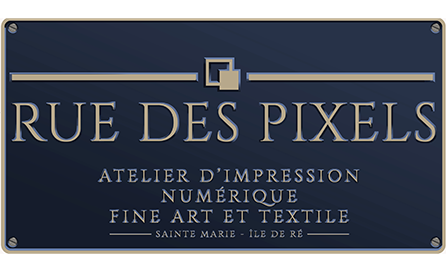 Rue des Pixels Course à pied La Rochelle Île de Ré