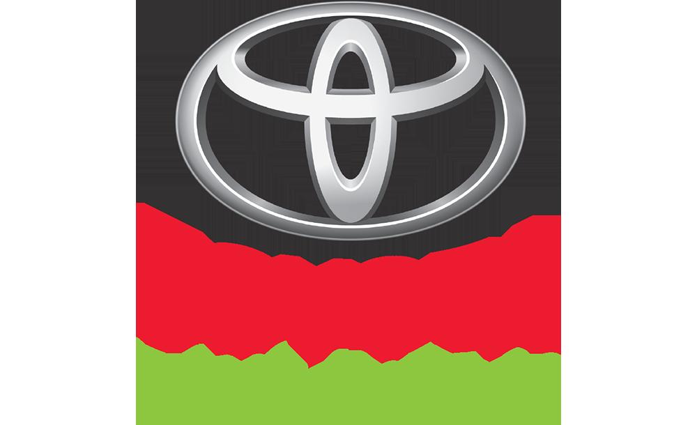 Toyota avec Le Run des Pertuis